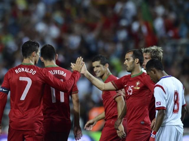 PORTUGAL 2 - PANAMA 0