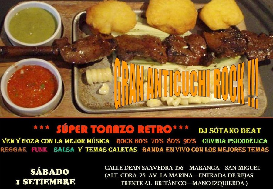 SUPER TONAZO RETRO SOTANO BEAT