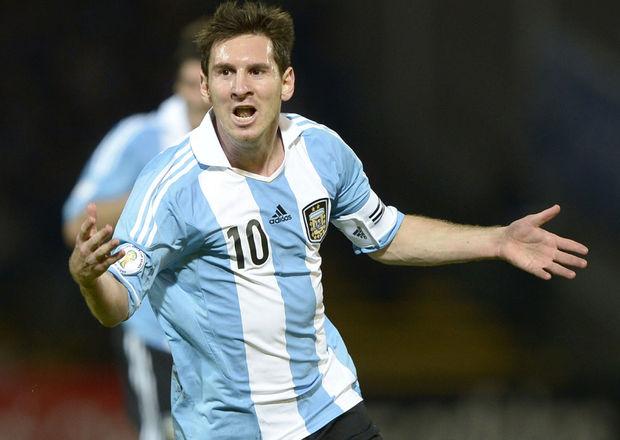 ARGENTINA 3 - PARAGUAY 1