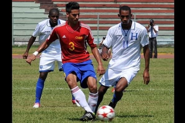 CUBA 0 - HONDURAS 3