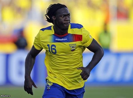 ECUADOR 1 - BOLIVIA 0