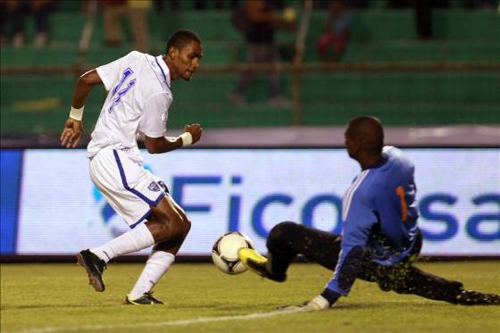 HONDURAS 1 - CUBA 0