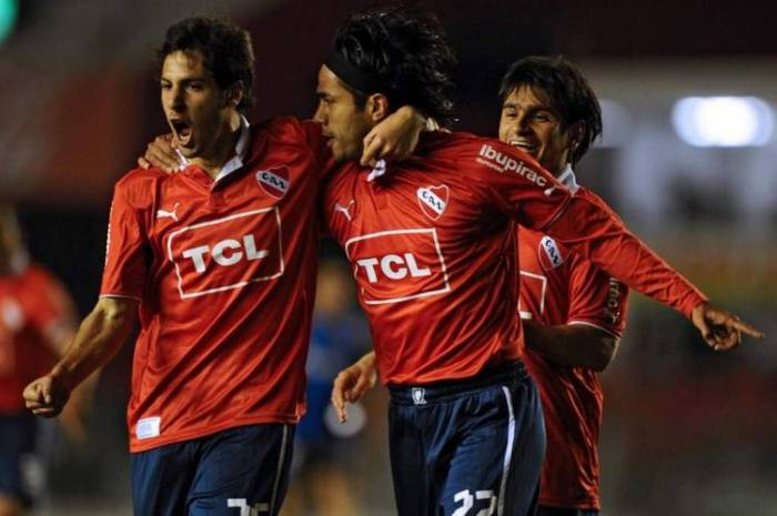 INDEPENDIENTE 2 - LIVERPOOL 1
