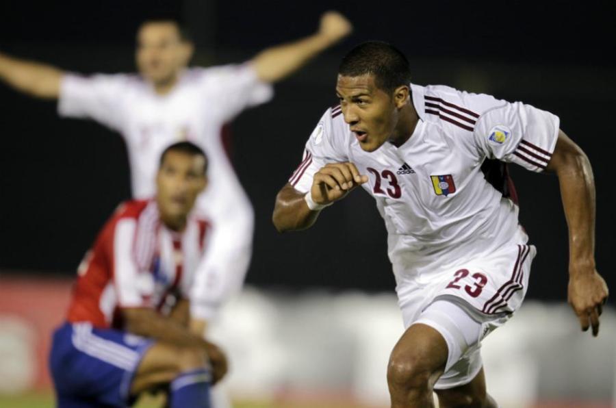 PARAGUAY 0 - VENEZUELA 2