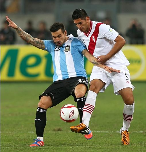 PERU 1 - ARGENTINA 1