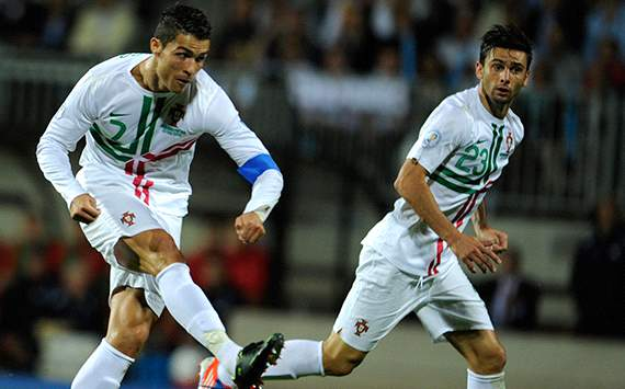 PORTUGAL 3 - AZERBAIYAN 0
