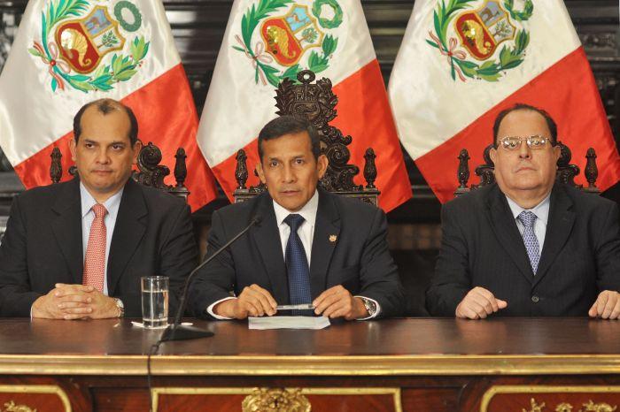 PRESIDENTE OLLANTA HUMALA ASAMBLEA ANUAL DEL FMI Y BANCO MUNDIAL EN EL PERU