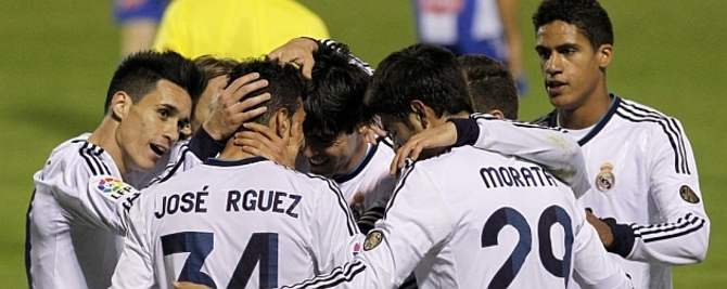 ALCOYANO 1 - REAL MADRID 3