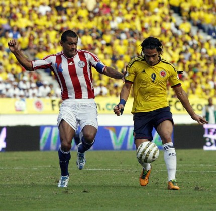 COLOMBIA 2 - PARAGUAY 0