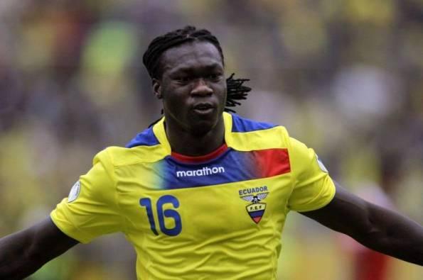 ECUADOR 3 - CHILE 1