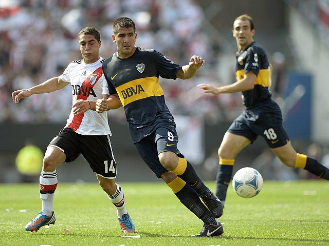 RIVER PLATE 2 - BOCA JUNIORS 2