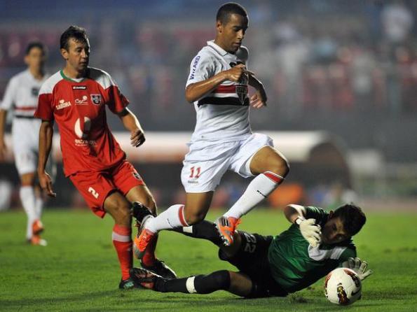 SAO PAULO 0 - LIGA DE LOJA 0