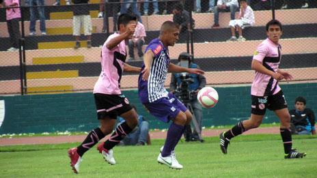 SPORT BOYS 0 - ALIANZA LIMA 4