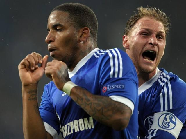 SCHALKE 2 - ARSENAL 2