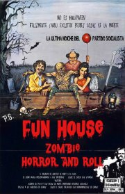 ZOMBIE HORROR AND ROLL LOS STOMIAS