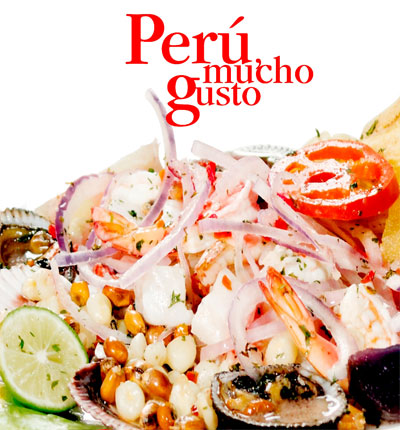 PERU MUCHO GUSTO