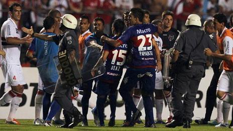 SAO PAULO 2 - TIGRE 0