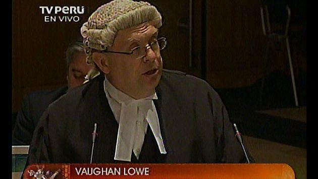 Vaughan Lowe