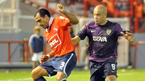 BOCA 3 - INDEPENDIENTE 0