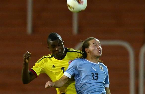 COLOMBIA 1 - URUGUAY 0 SUB20