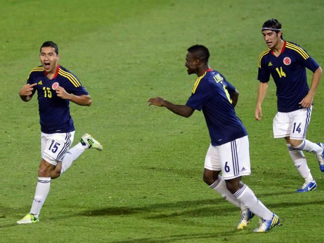 ECUADOR 1 - COLOMBIA 2