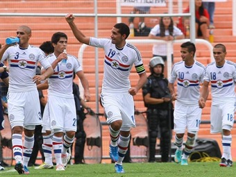 PARAGUAY 3 - CHILE 1