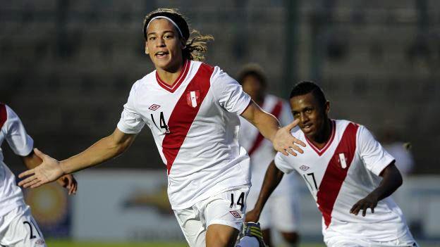PERU 1 - VENEZUELA 0