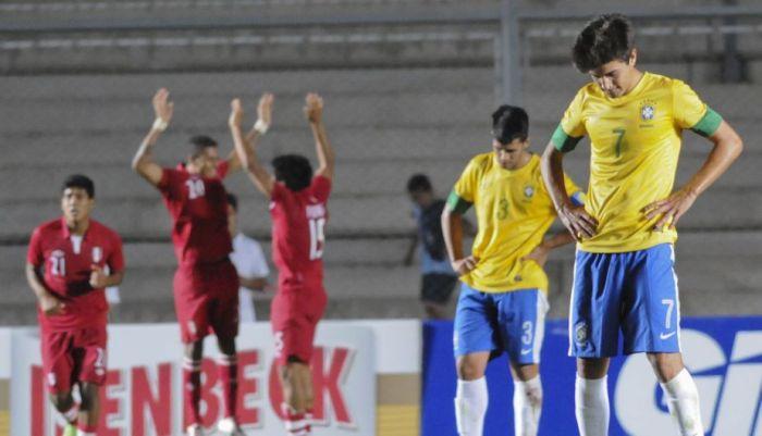 Brasil Vs Argentina Sub 20: Sudamericano Sub-20 Argentina 2013: Perú Vs Brasil [FIN
