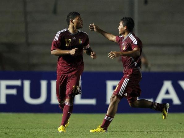 Venezuela Sub 20 Contra Ecuador Sub 20: DAME QUE TE DOI: Uruguay Vs Venezuela Sudamericano Sub-20