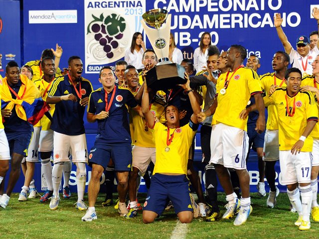 COLOMBIA 2 - PARAGUAY 1