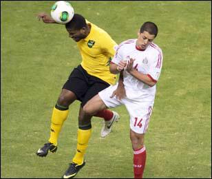 mexico 0 - jamaica 0