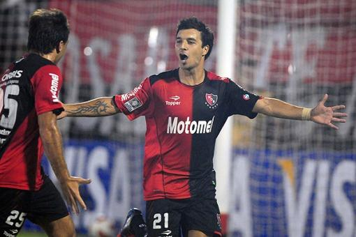 NEWELLS OLD BOYS 3 - OLIMPIA 1
