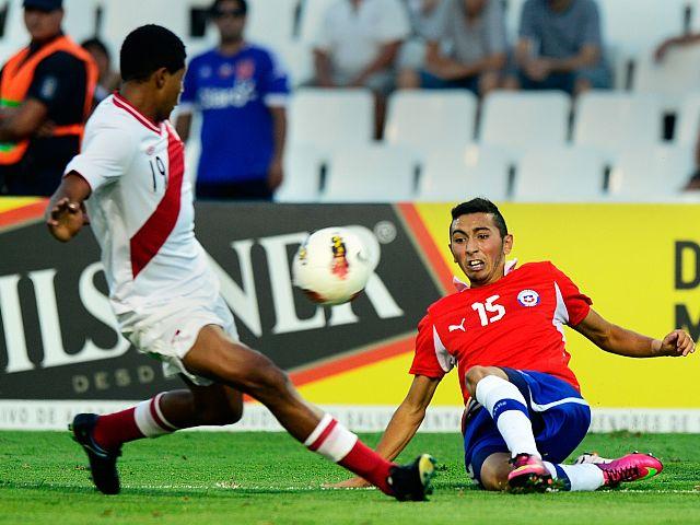 PERU 1 - CHILE 1