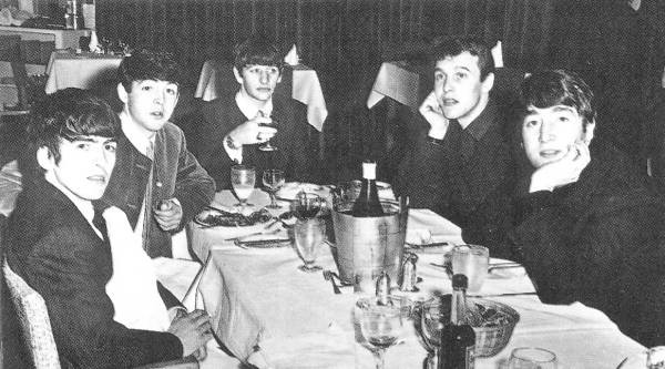 TONY SHERIDAN AND THE BEATLES