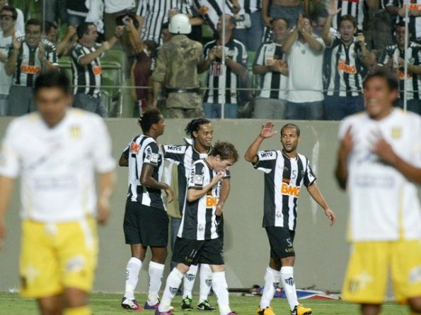 ATLETICO MINEIRO 2 - THE STRONGEST 1
