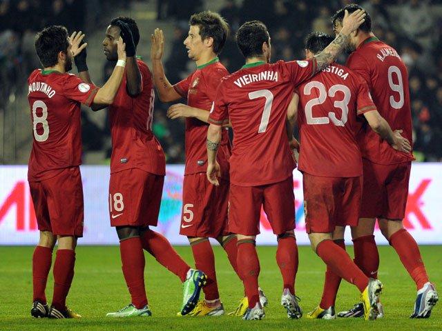 AZERBAIJAN 0 - PORTUGAL 2