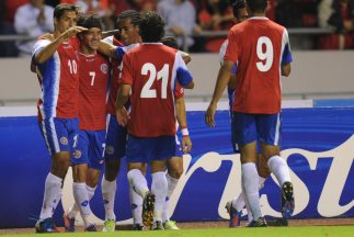 COSTA RICA 2 - HONDURAS 0