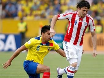 ECUADOR 4 - PARAGUAY 1