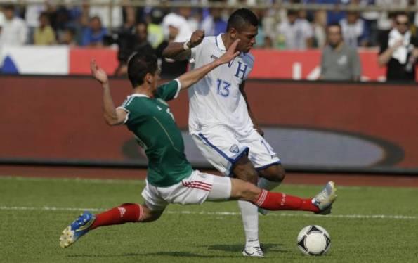 HONDURAS 2 - MÉXICO 2
