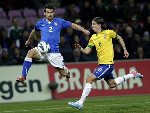ITALIA 2 - BRASIL 2