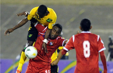 JAMAICA 1 - PANAMA 1
