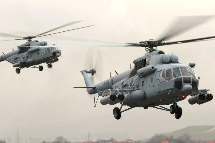 Mi-171Sh PERU