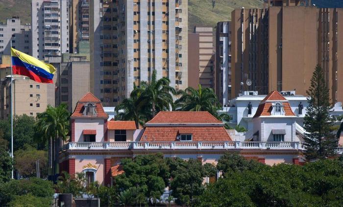 PALACIO DE MIRAFLORES - CARACAS