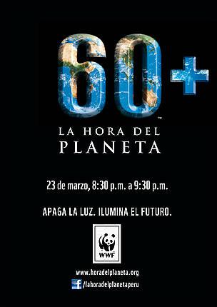 HORA DEL PLANETA PERU 2013