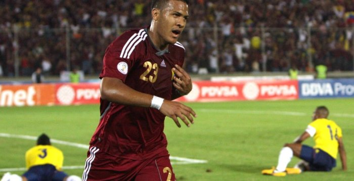 VENEZUELA 1 - COLOMBIA 0
