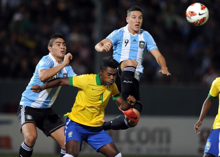ARGENTINA 1 - BRASIL 1