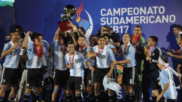 ARGENTINA 1 - VENEZUELA 1 SUB17 2013