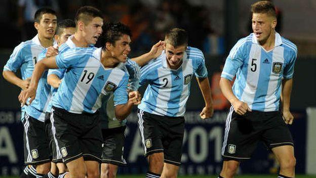 ARGENTINA 3 - URUGUAY 3