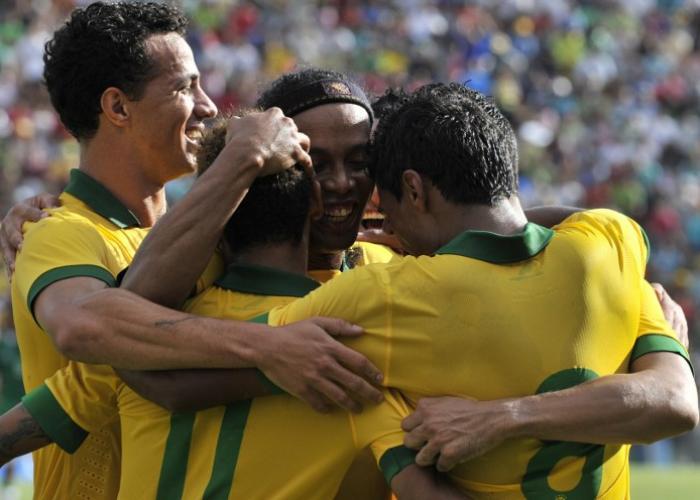 BOLIVIA 0 - BRASIL 4
