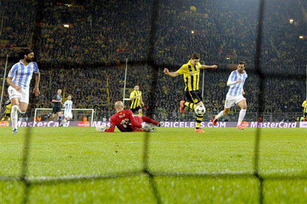 Cuartos de Final de la UEFA Champions League 2013: Borussia Dortmund ...